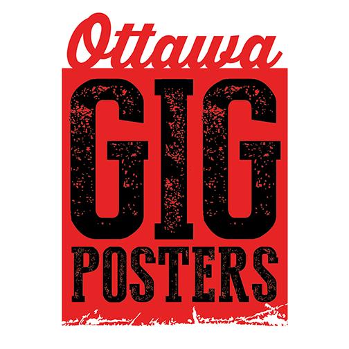 Ottawa Gig Posters